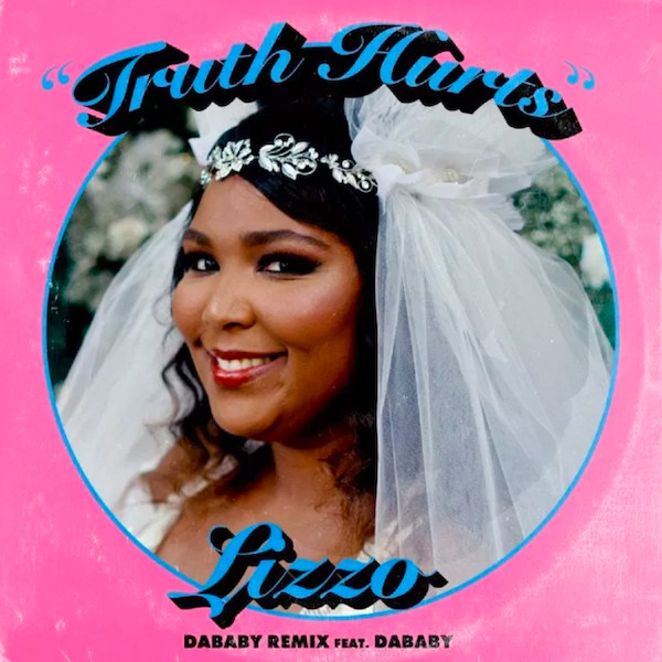 """Lizzo Taps DaBaby for """"Truth Hurts"""" Remix"""