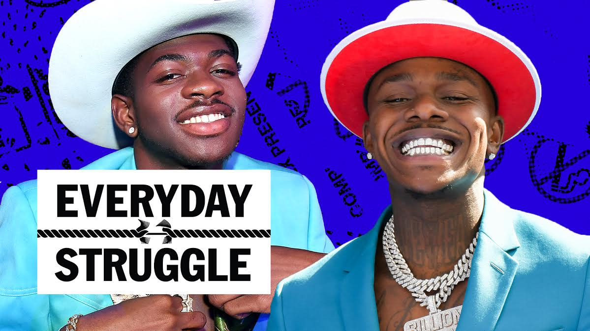 QC's 'Vol. 2,' Lil Nas X Dethroned & DaBaby Says Next LP Will Give Him GOAT Status | Everyday Struggle