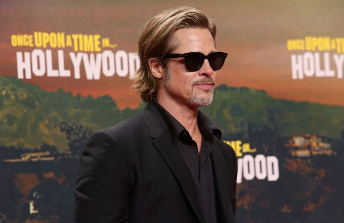 Brad Pitt Addresses 'Once Upon a Time in Hollywood' Character's Mysterious Past