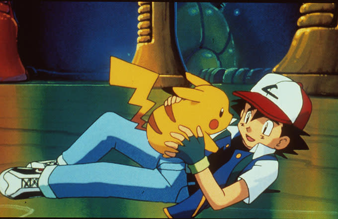Fans Are Celebrating Ash Ketchum Becoming a Pokémon Master