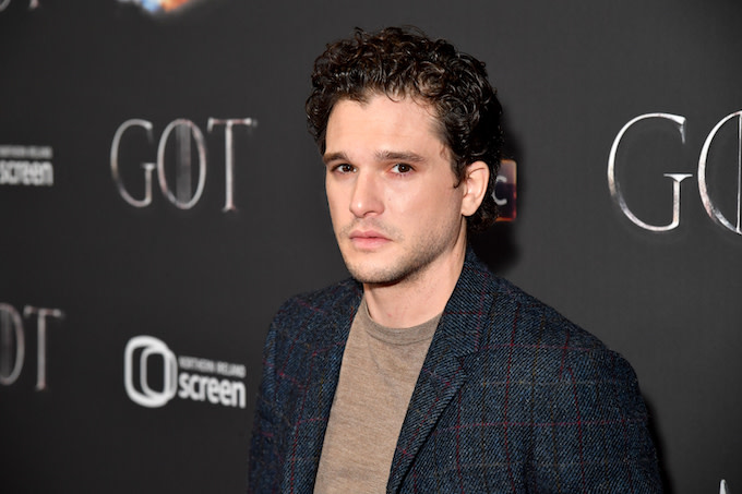 'Game Of Thrones' Star Kit Harington Will Become Part of the Marvel Cinematic Universe