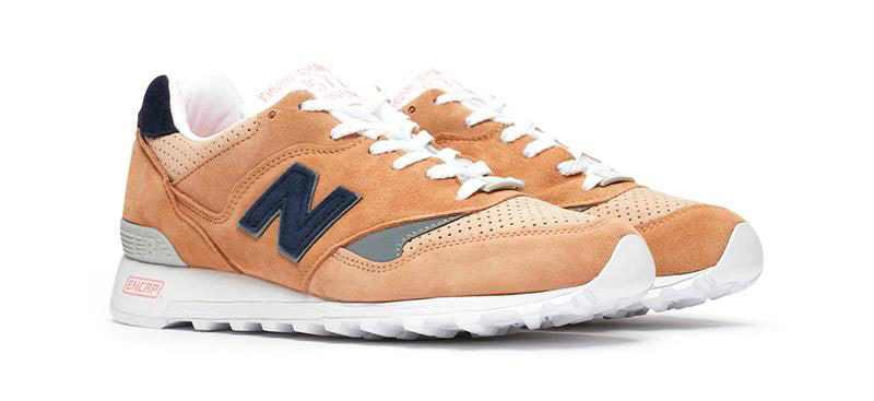 Sneakersnstuff Comes of Age: New Balance 577 Grown Up