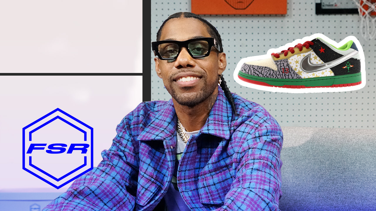 Reese LaFlare Calls Out Rappers for Pretending to Be Sneakerheads