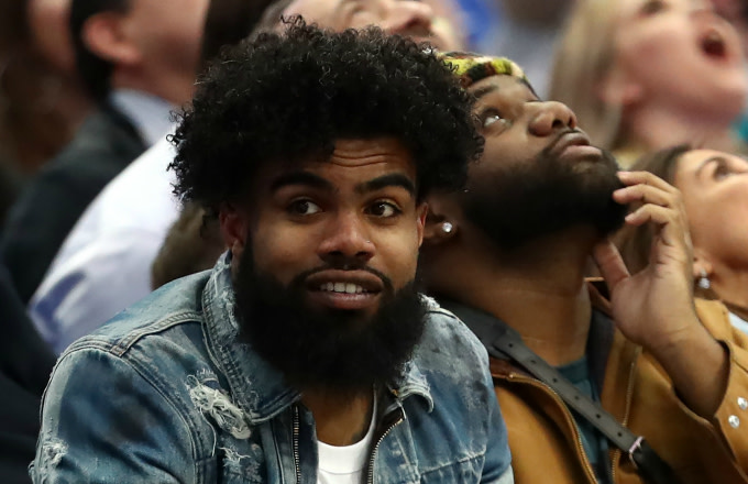 Ezekiel Elliott Will Not Face Charges for Las Vegas Altercation