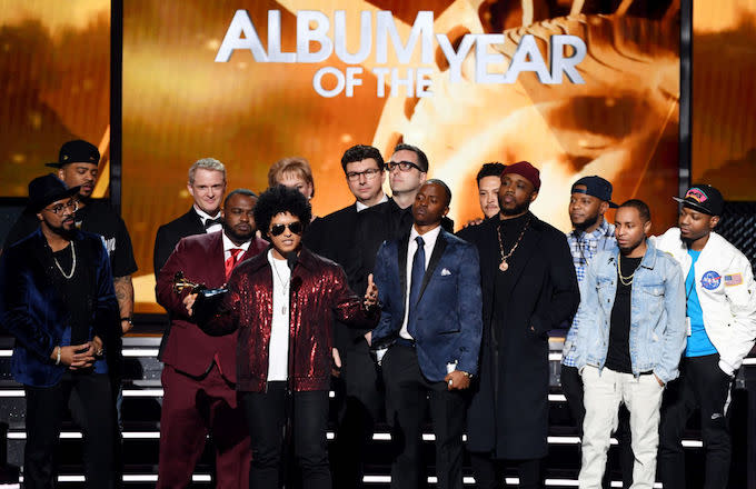 Once Again, the Grammys Take the Path of Least Resistance