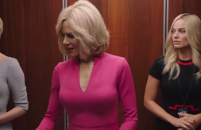 Margot Robbie, Charlize Theron, and Nicole Kidman Bring Fox News Sex Scandal to Life in First 'Bombshell' Trailer