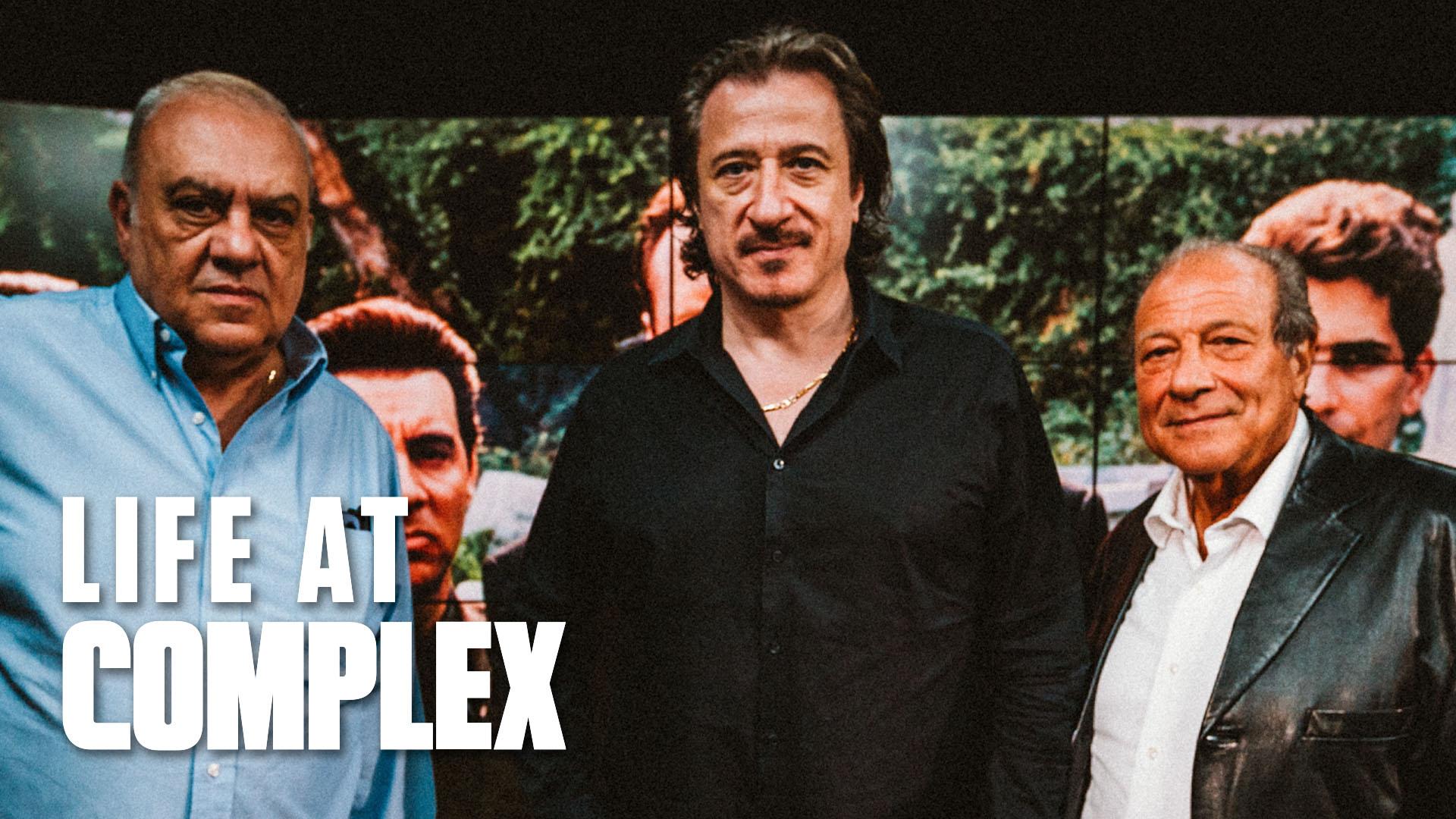 'Sopranos' Cast Talks SopranosCon & Reflects On Its Legacy! | Life At Complex