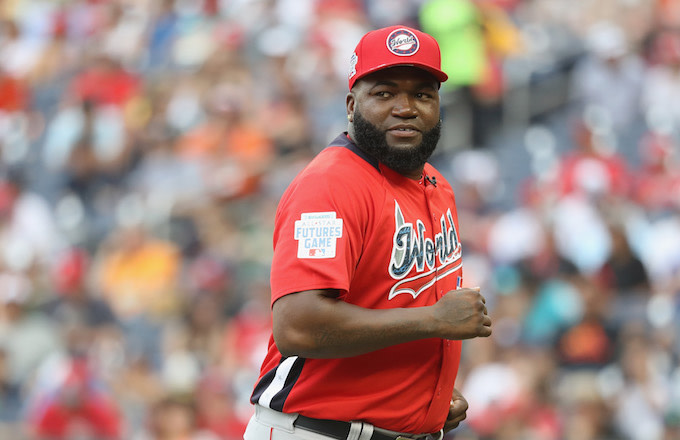 David Ortiz Moved Out of ICU
