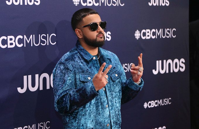 Nav Finally Gets Attention From TMZ: 'We Made It, Mom!'