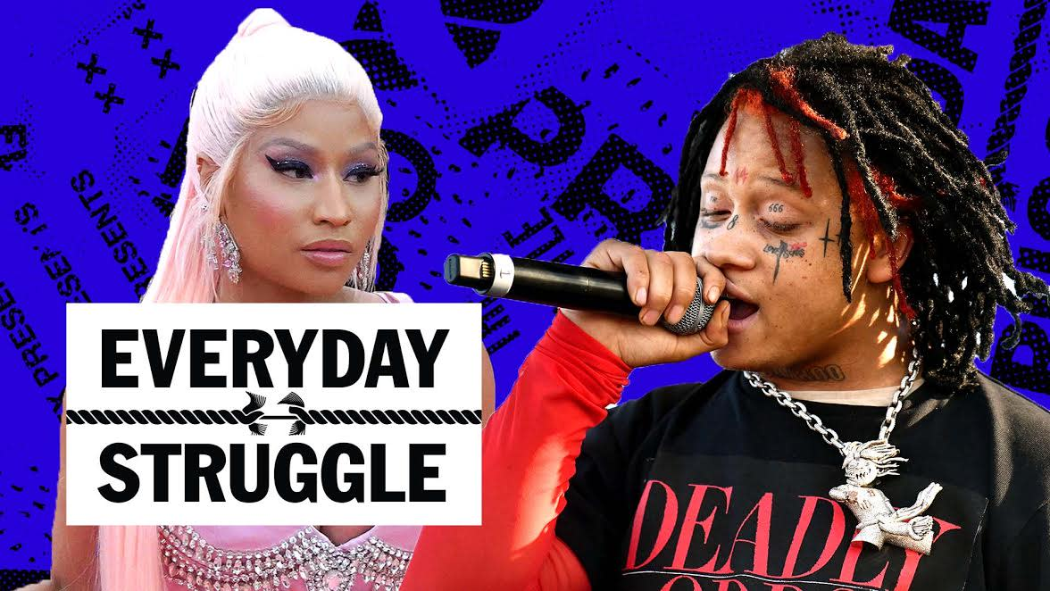 Nicki Minaj & Joe Budden Face Off, Ugly God & Trippie Album Reviews, T-Pain Broke? | Everyday Struggle