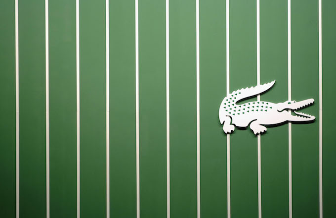 Lacoste Swaps Out Crocodile Logo for Endangered Animals in New Collection