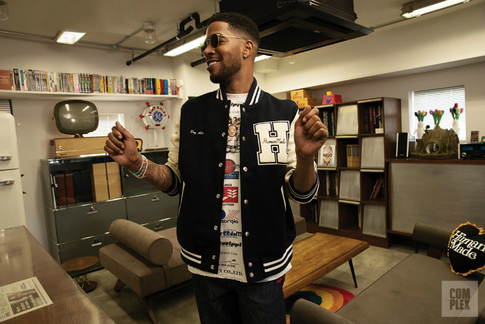Kid Cudi to Headline ComplexCon 2019 in Long Beach