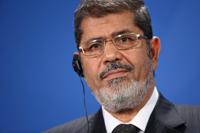 Egypt's Ousted President Mohamed Morsi Collapses and Dies in Court