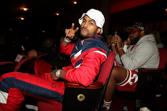 Dave East Charged With Battery After Threesome Reportedly Turns Sour