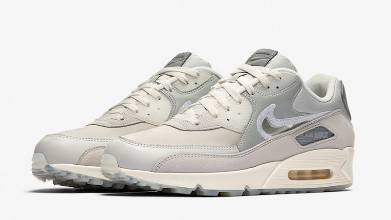 Stride through the Smoke with the BSMNT Nike Air Max 90 London