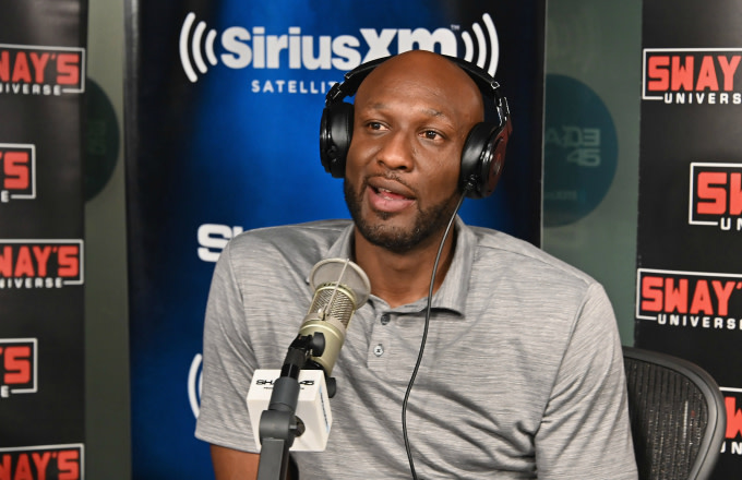 Lamar Odom Is Quitting Porn and Candy: 'I'm Trying to Be Better'