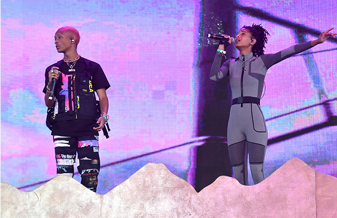 Jaden and Willow Smith Announce Co-Headlining North American Tour