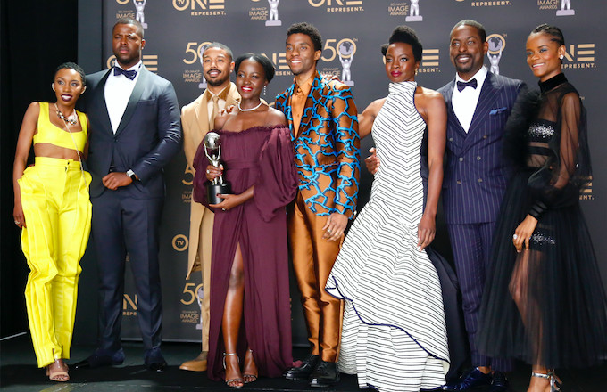 Marvel Announces Release Date for 'Black Panther 2'