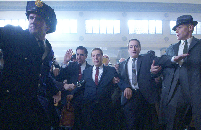 Netflix Debuts New Trailer for Martin Scorsese's 'The Irishman'