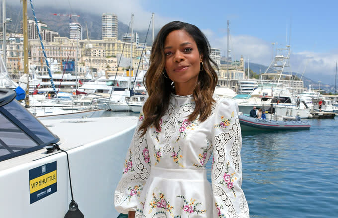 Naomie Harris Says a 'Huge Star' Once Put His Hand Up Her Skirt During an Audition
