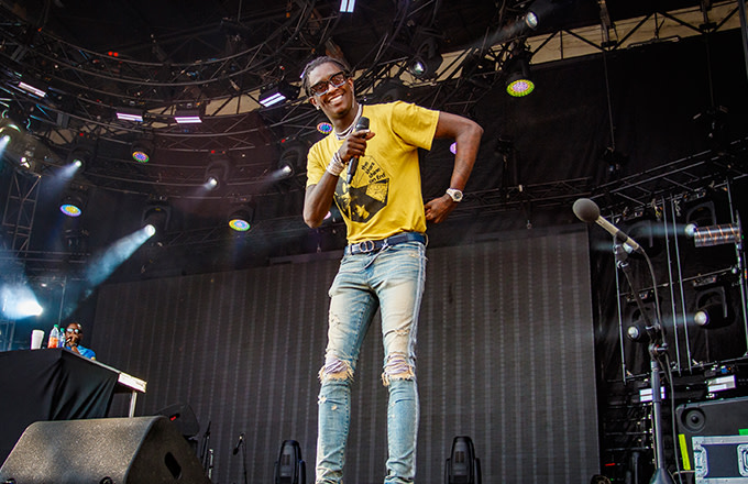 Young Thug on Lil Wayne: 'I Don't Think That N***a Like Me'