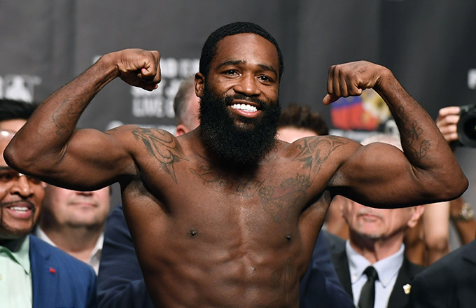Adrien Broner Responds to 50 Cent's Money Demands: 'I Ain't Giving You Sh*t'