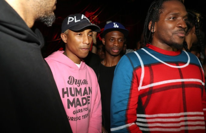 Pusha-T Gets Pharrell to Elaborate on His Critical 'In My Mind: The Prequel' Comments