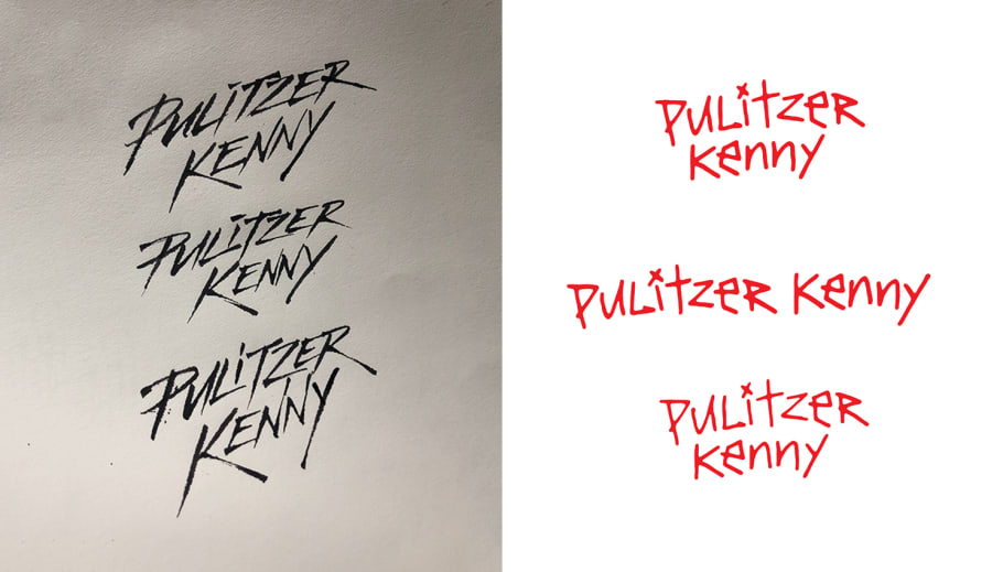 The Pen Behind Some of Rap's Most Recognizable Letters | Complex