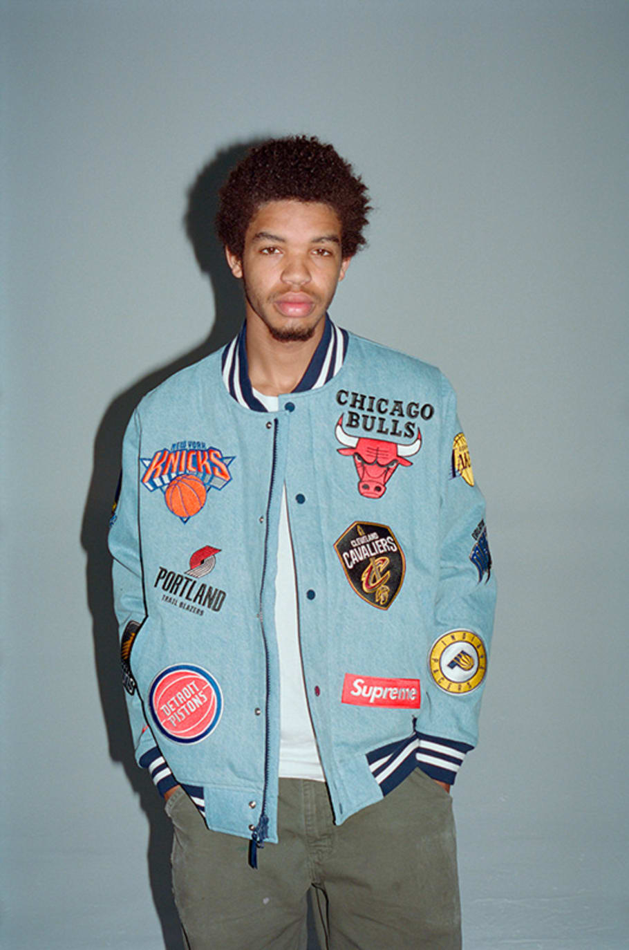 exterior Panda Ganar control  Supreme Reveals Nike x NBA Collection Featuring Jerseys, Jackets, and Air  Force 1 Mids | Complex