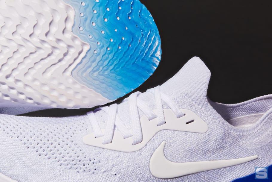 Cadera Púrpura De ninguna manera  Nike Epic React Flyknit Review Vs Boost   Sole Collector