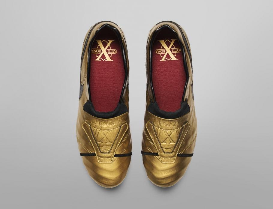Nike Tiempo Totti X Roma Soccer Boots | Soccer boots, Nike