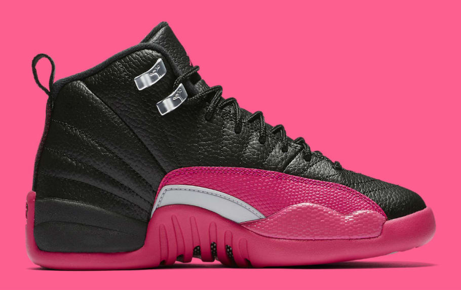 400098a89a5 Air Jordan 12 XII Black Pink Release Date 510815-026 | Sole Collector
