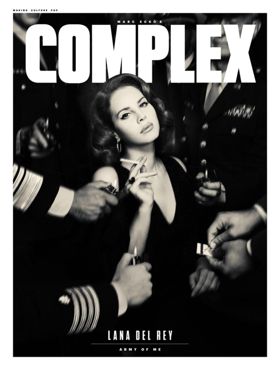 Lana Del Rey Talks \