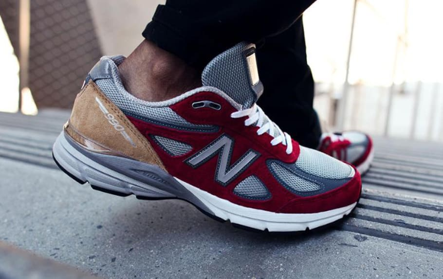 74db7a4c How the New Balance 990 Went From Hustler's Sneaker to The Coolest Dad Shoe  | Complex