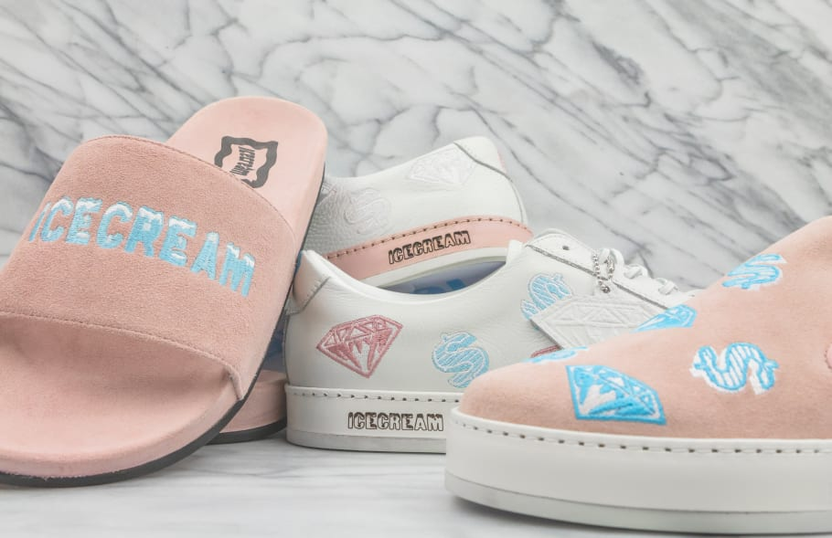 ea586a997ed0b6 Pharrell s Ice Cream Sneakers are Coming Back for  350