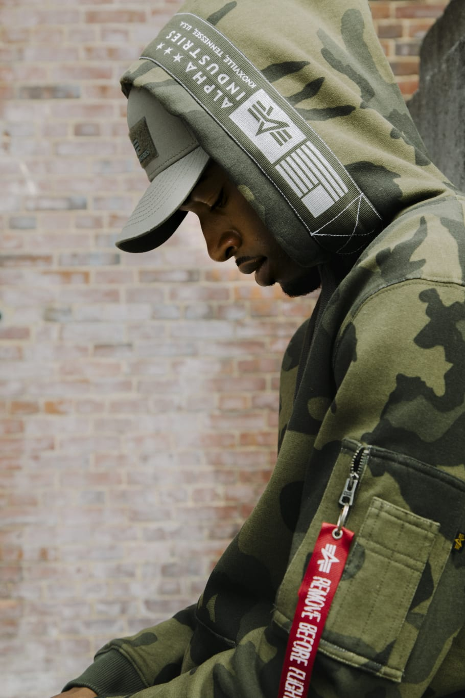 new style 05c01 1ec62 Alpha Industries UK Presents Their AW18 'Observe Us ...