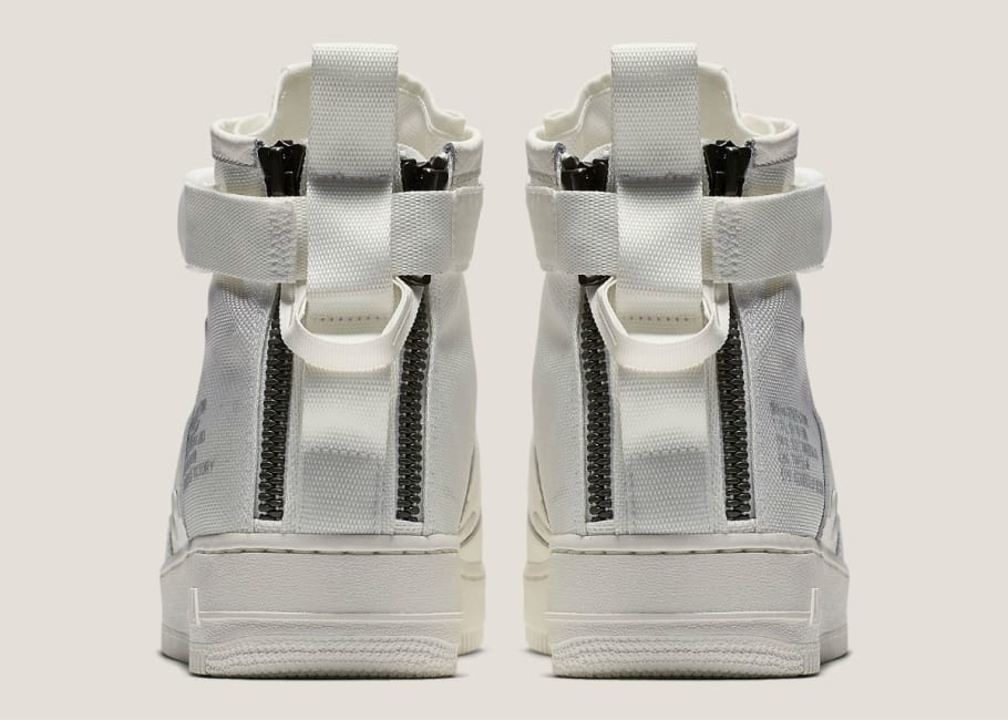 sports shoes 8df2a cd03b Nike Special Field Air Force 1 Mid Ivory Release Date AA6655 ...