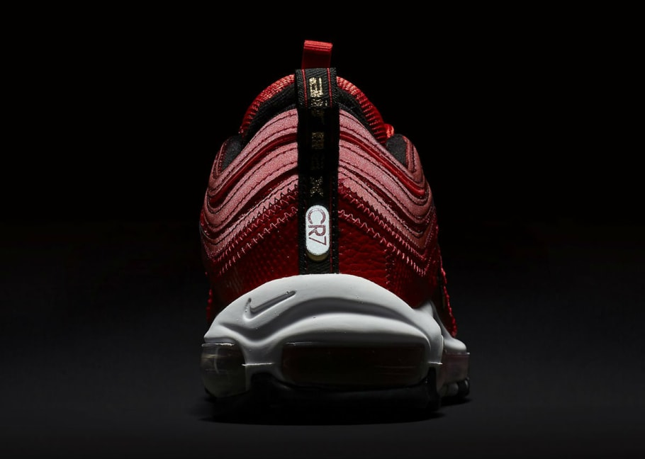 Nike Air Max 97 Patchwork CR7 Ronaldo Red Release Date