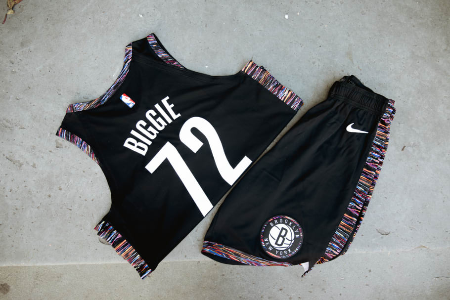 Spencer Dinwiddie Wishes The Nets Could Wear Their Notorious B I G Inspired Jerseys More Than 16 Times Complex