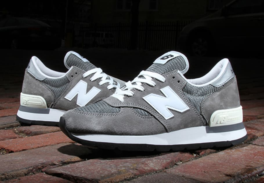 promo code 67e14 72597 How the New Balance 990 Went From Hustler s Sneaker to The Coolest Dad Shoe    Complex