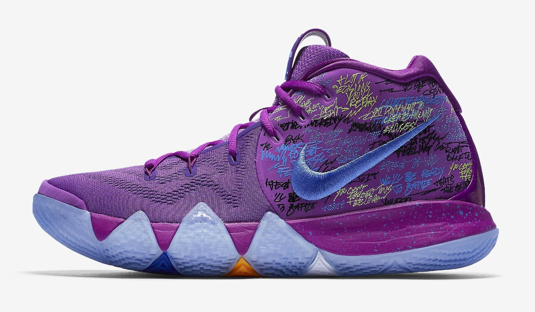 buy online 9cf2a 105a6 Nike Kyrie 4 EP Multi-color 943806-900 | Sole Collector