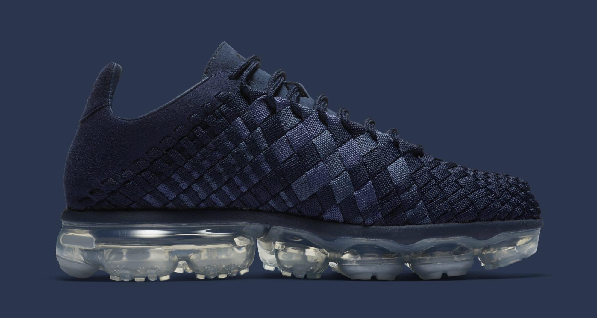 separation shoes 8c63e f9bb5 Nike Air VaporMax Inneva 'Summit White' AO2447-100 'Midnight ...