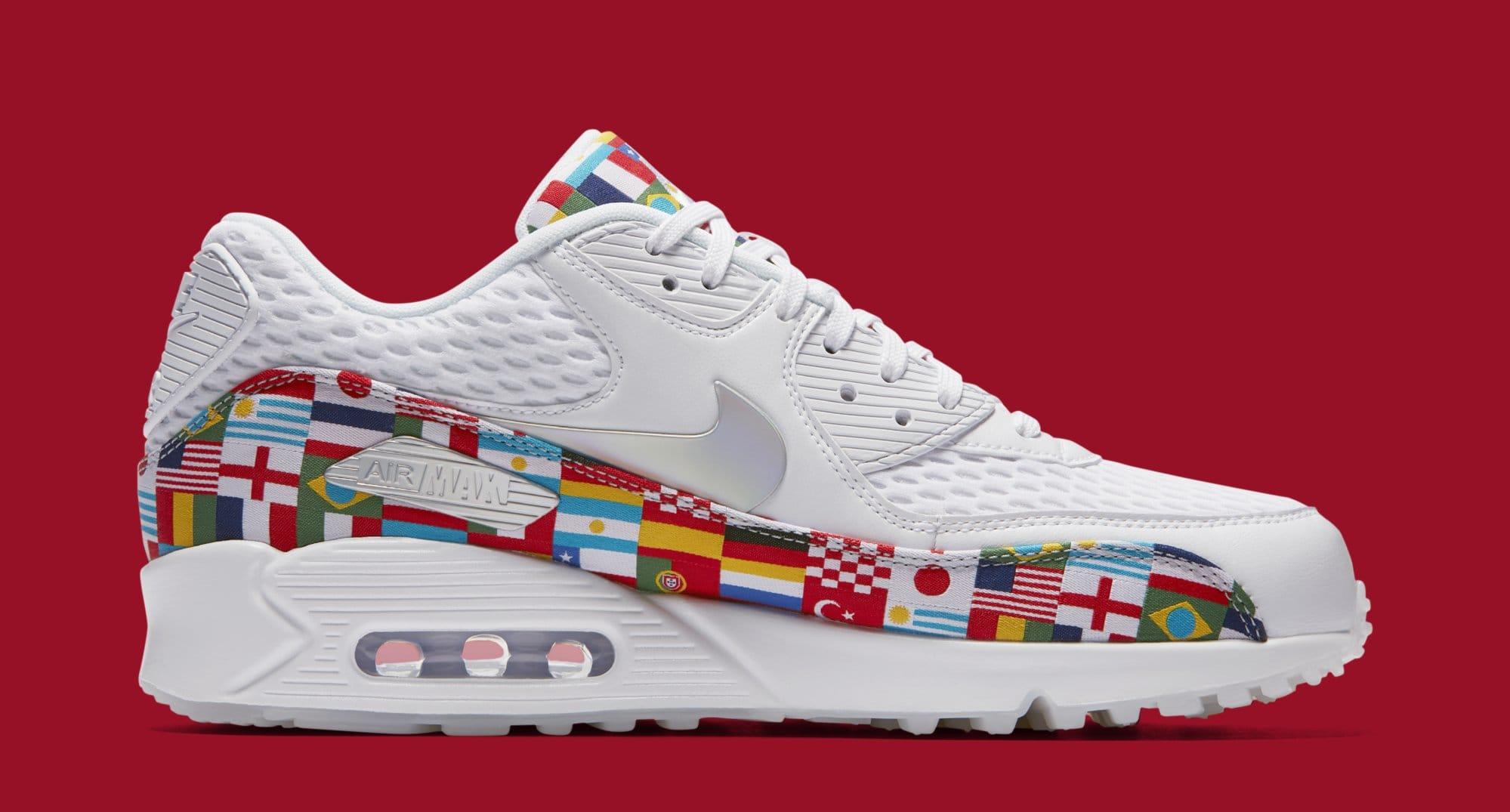bd4b02a039091 Nike Air Max Plus AO5117-100 Air Max 90 AO5119-100 Air Zoom Spiridon  AO5121-100 'NIC' Pack Release Date | Sole Collector