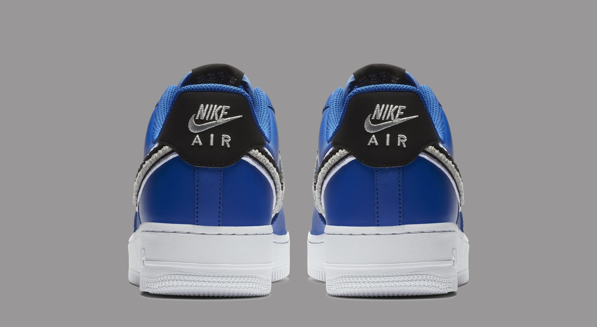 air force 1 3d swoosh