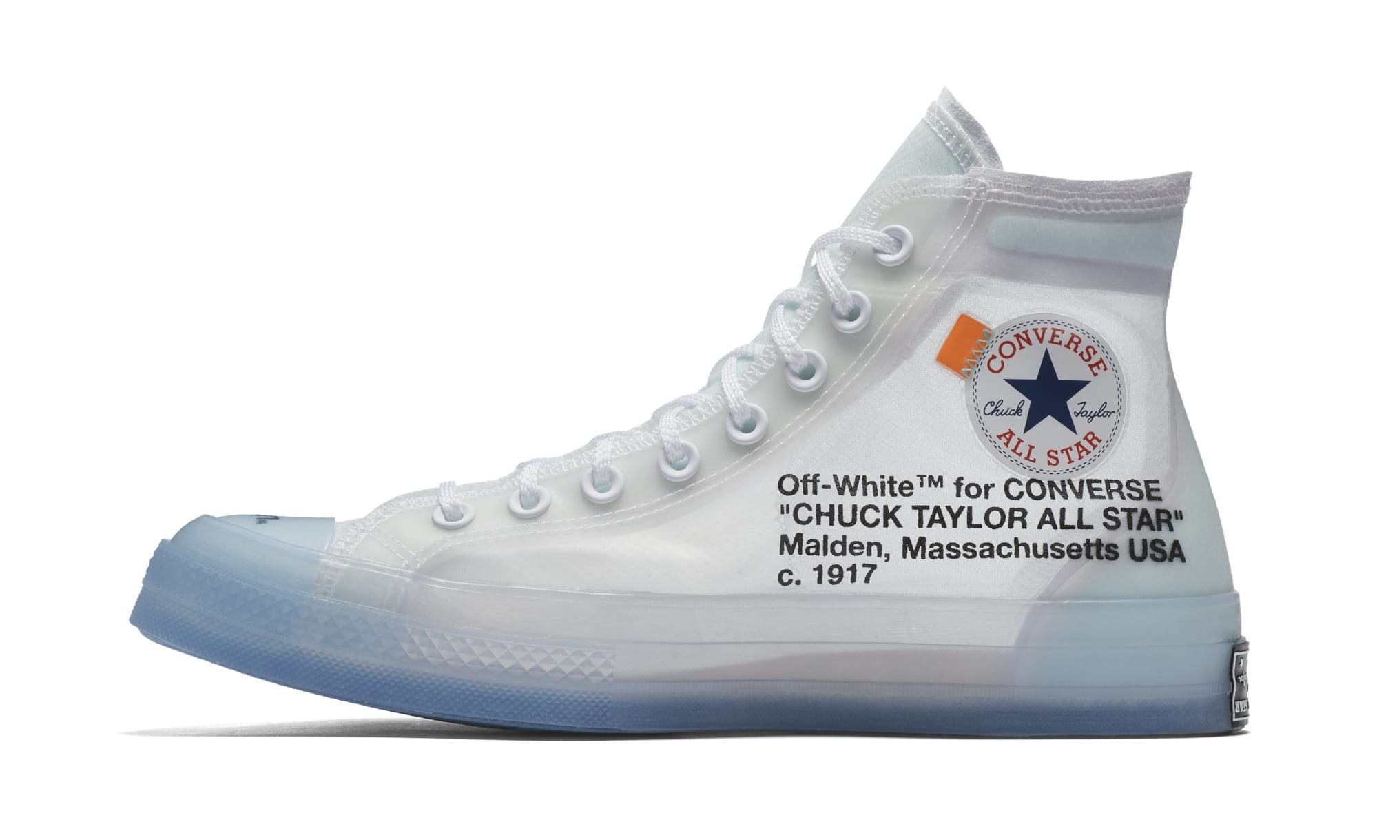 Off White x Converse Chuck Taylor All Starc162204C 102