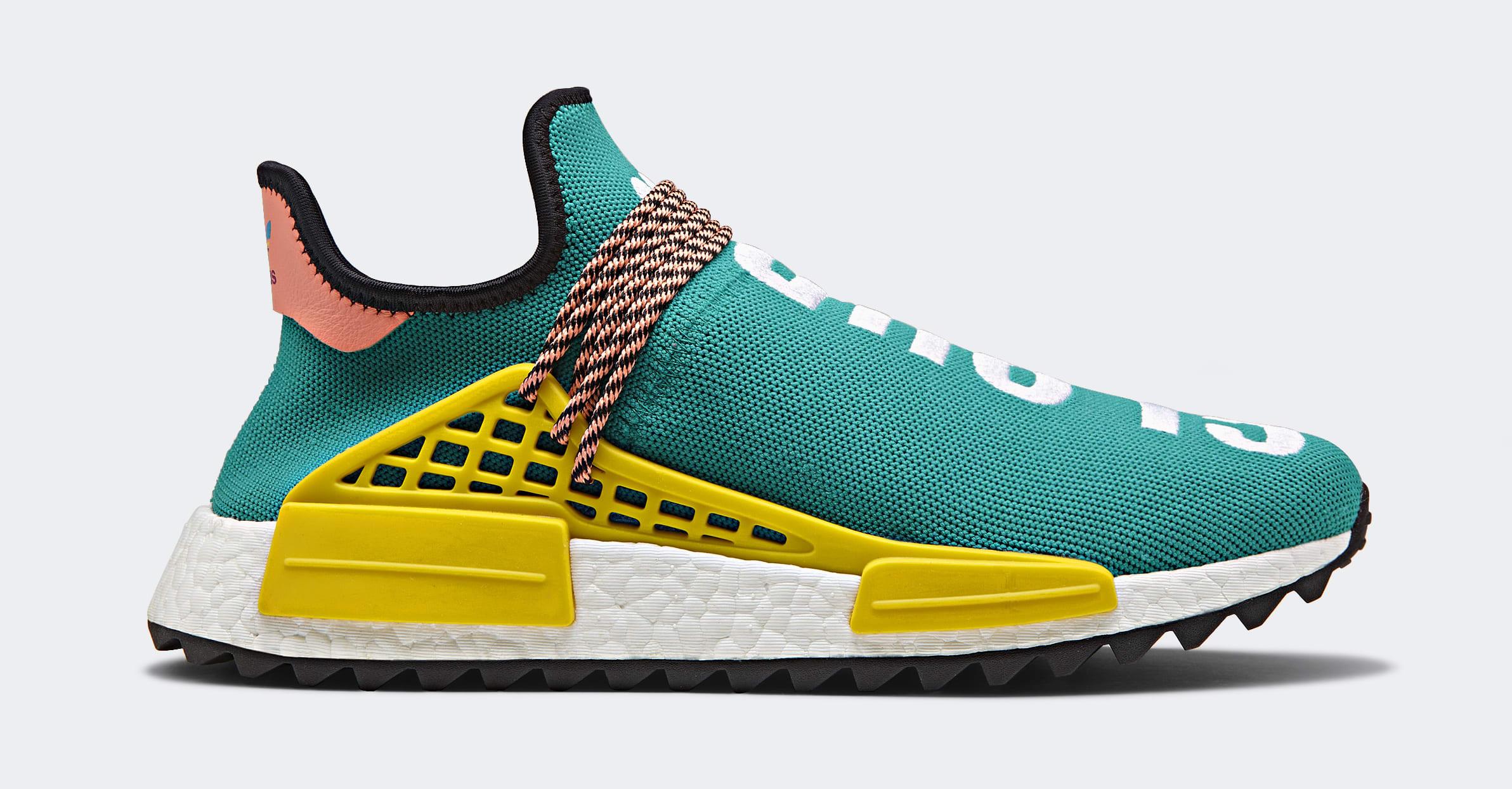 finest selection 96d28 c6b99 Pharrell x Adidas Originals Hu NMD TR 'Hiking Collection ...
