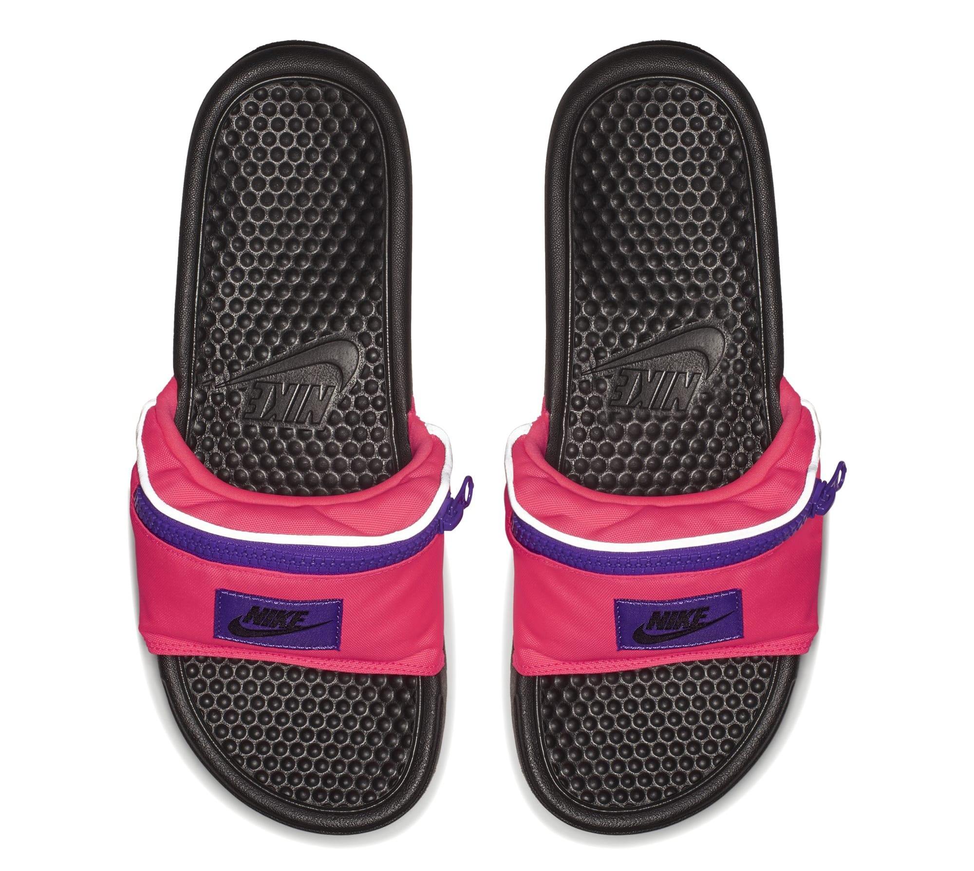 Cristo loseta prima  Nike Benassi JDI 'Fanny Pack' Slides | Sole Collector