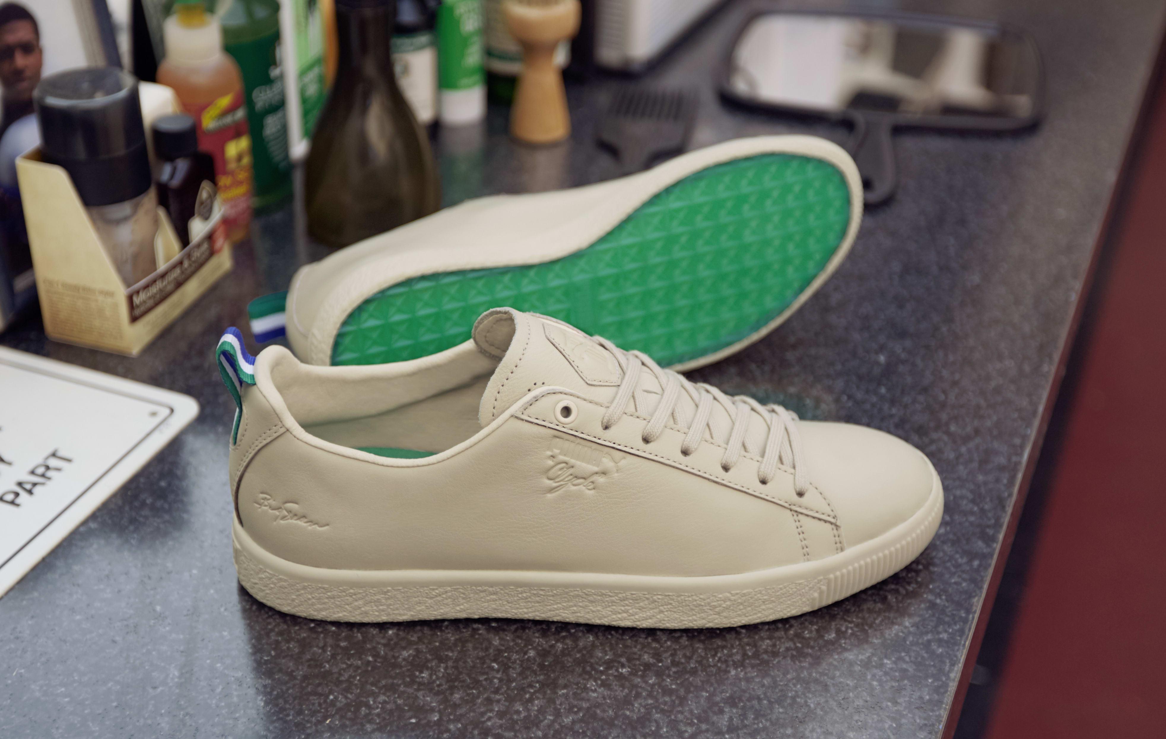 sports shoes aeb3e af717 Big Sean x Puma Suede 50 Release Date | Sole Collector