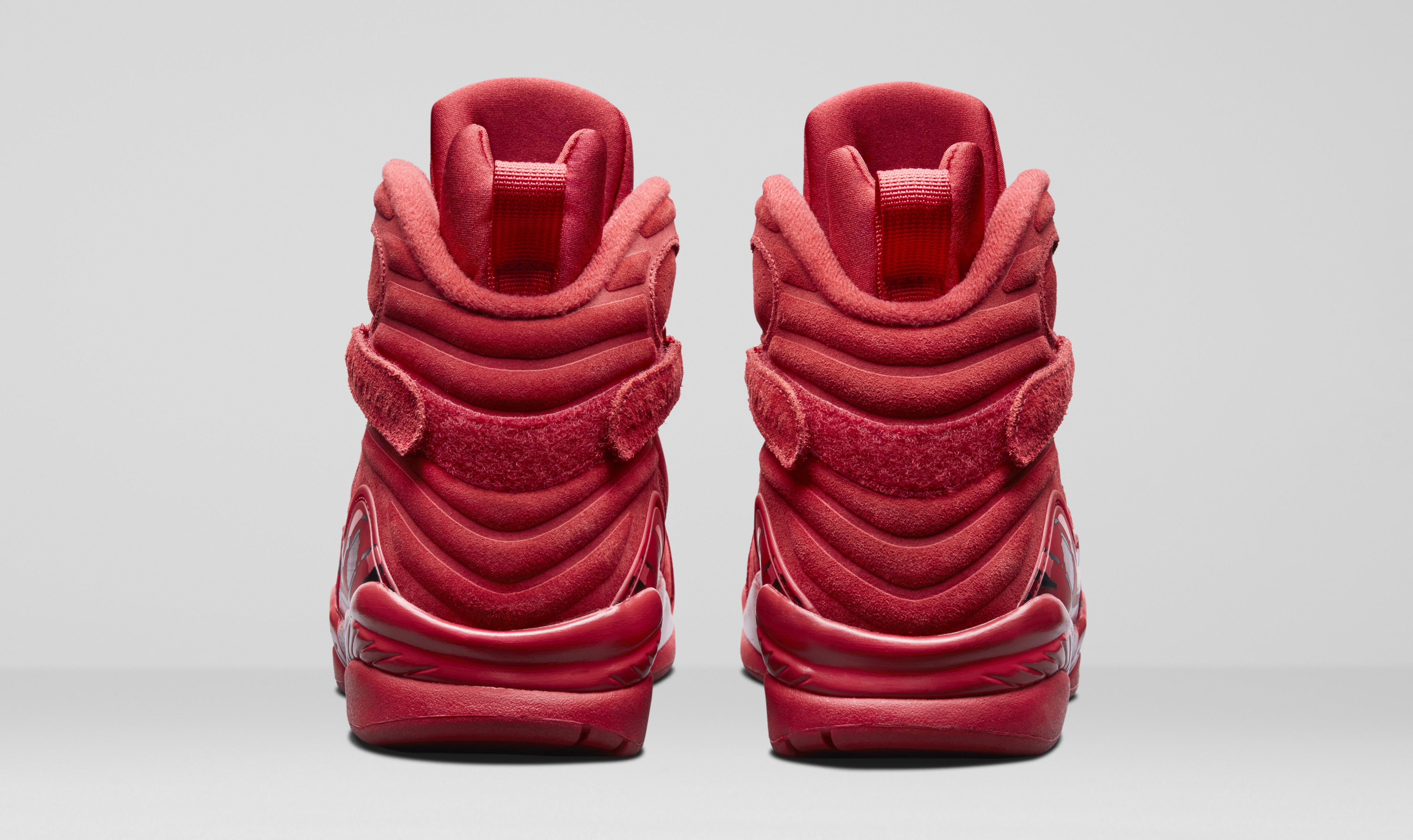 uk availability 91318 a5926 WMNS Air Jordan 8 'Valentine's Day' Gym Red/Ember Glow-Team ...