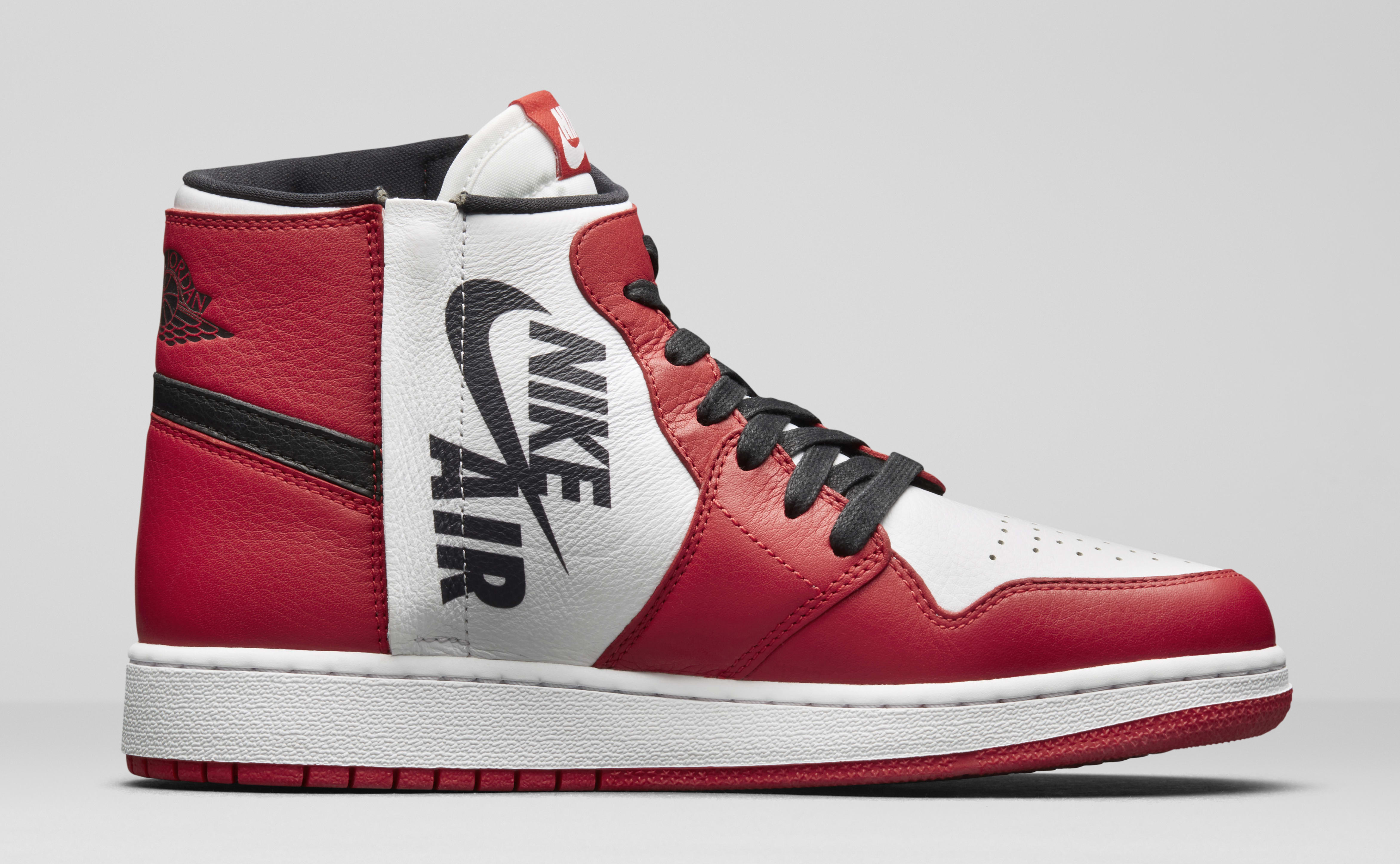 huge selection of 31143 f491a Air Jordan 1 Rebel Chicago Release Date AT4151-100 | Sole ...